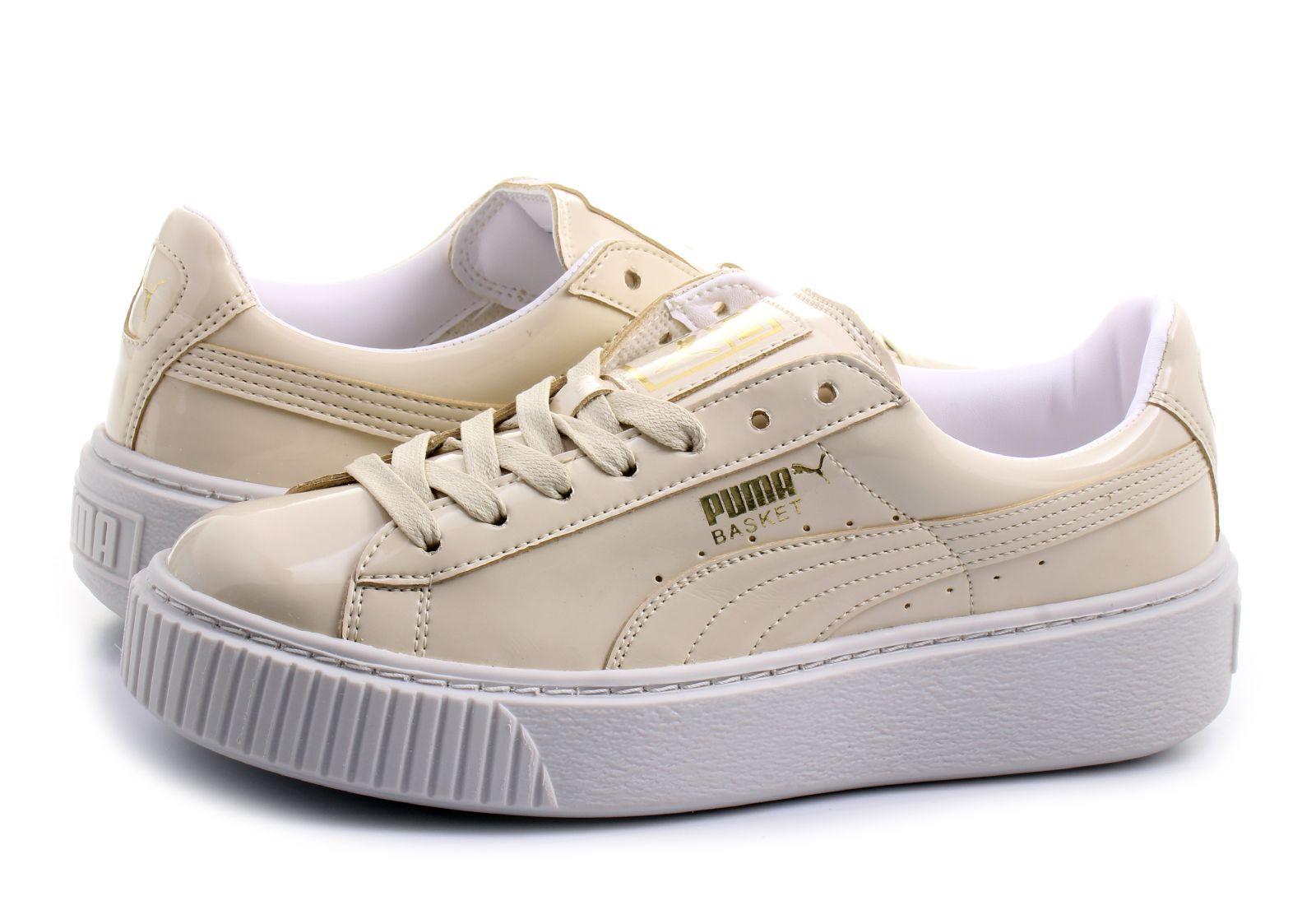 a77be17139b5 Puma Cipő - Platform Patent - 36331402-oat - Office Shoes Magyarország