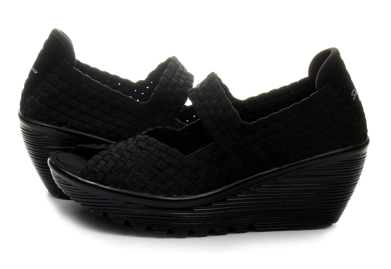 2b58179a61d9 Skechers Slip-on - Midsummers Weave - 38522-bbk - Online shop for ...