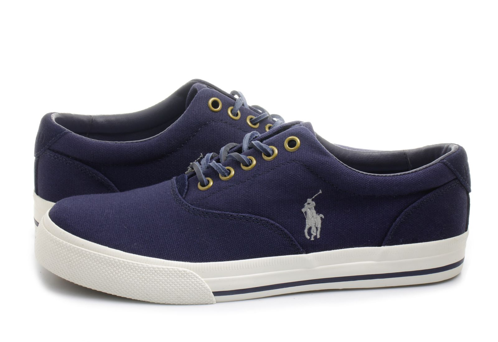 Polo Ralph Lauren Cipő - Vaughn-ne - 816641828002 - Office Shoes ... 43bf309d57
