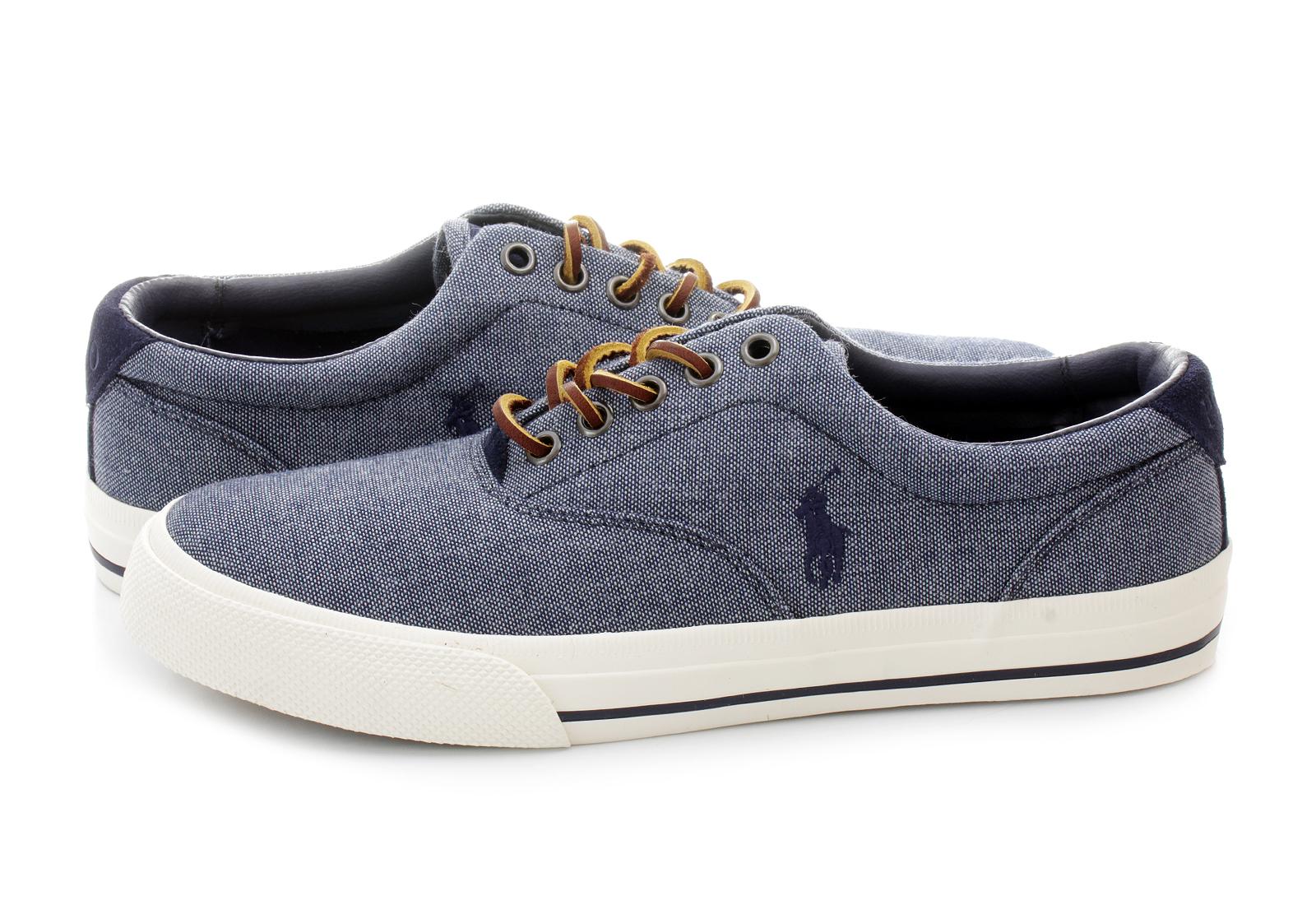 Polo Ralph Lauren Cipő - Vaughn-ne - 816648090003 - Office Shoes ... ff0c910cc9
