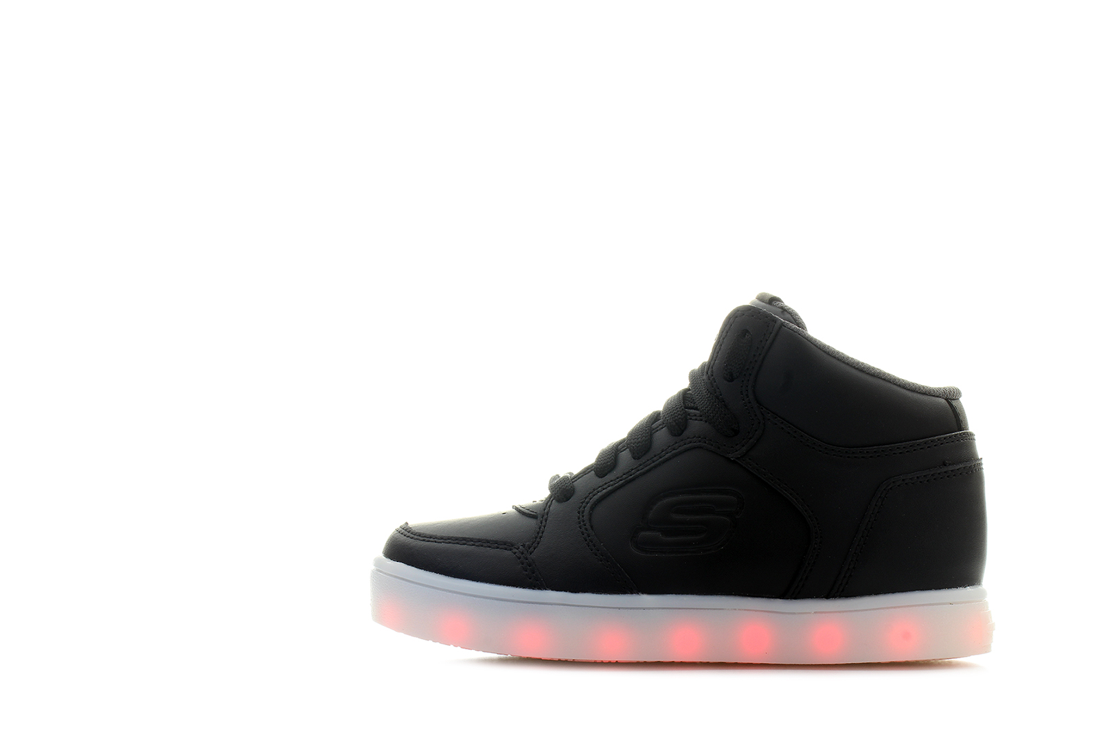 Skechers Półbuty - Energy Lights - 90600l-blk - Obuwie i buty ... 55257107d99