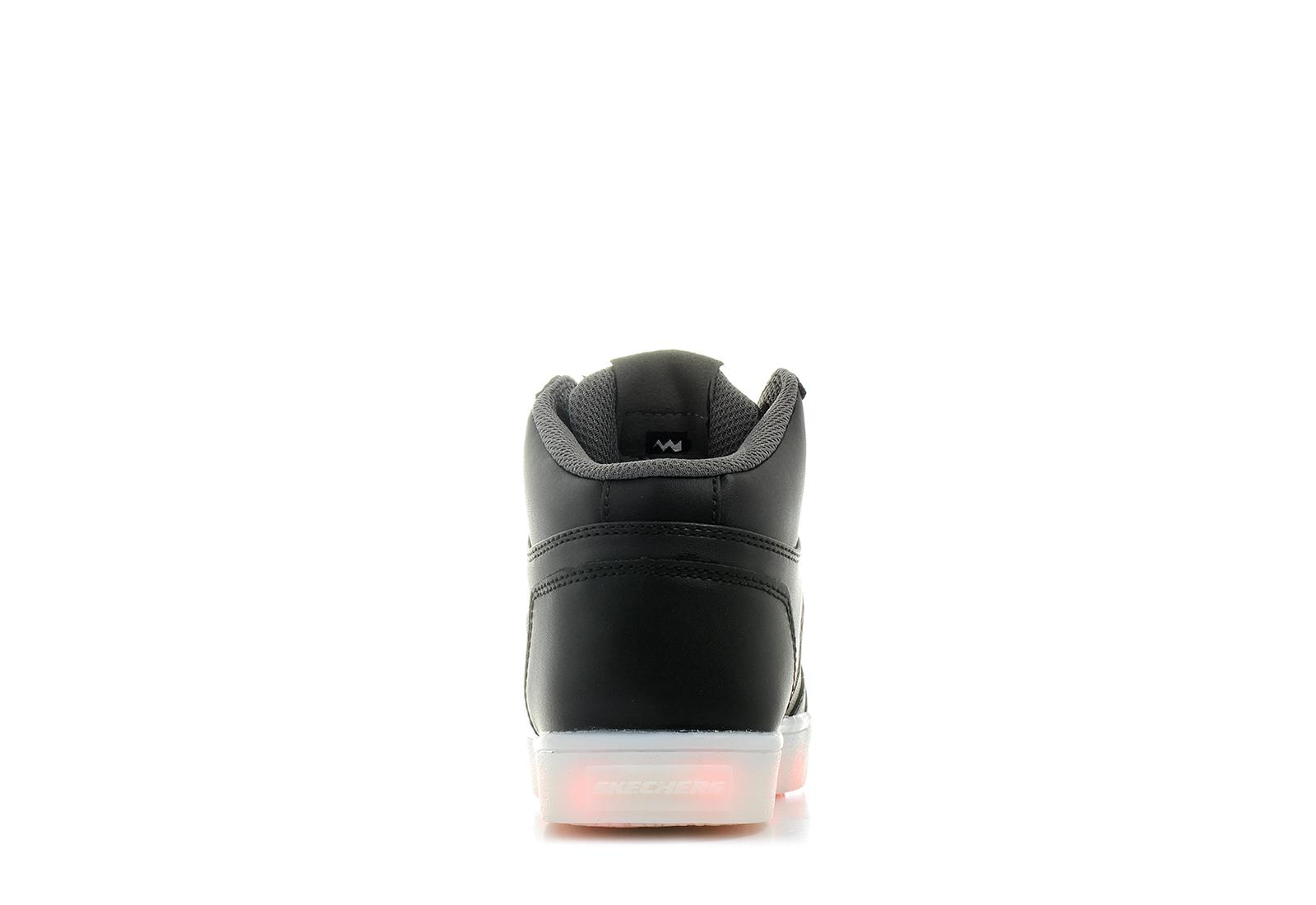 35ec993c22c5 Skechers Topánky - Energy Lights - 90600l-blk - Tenisky