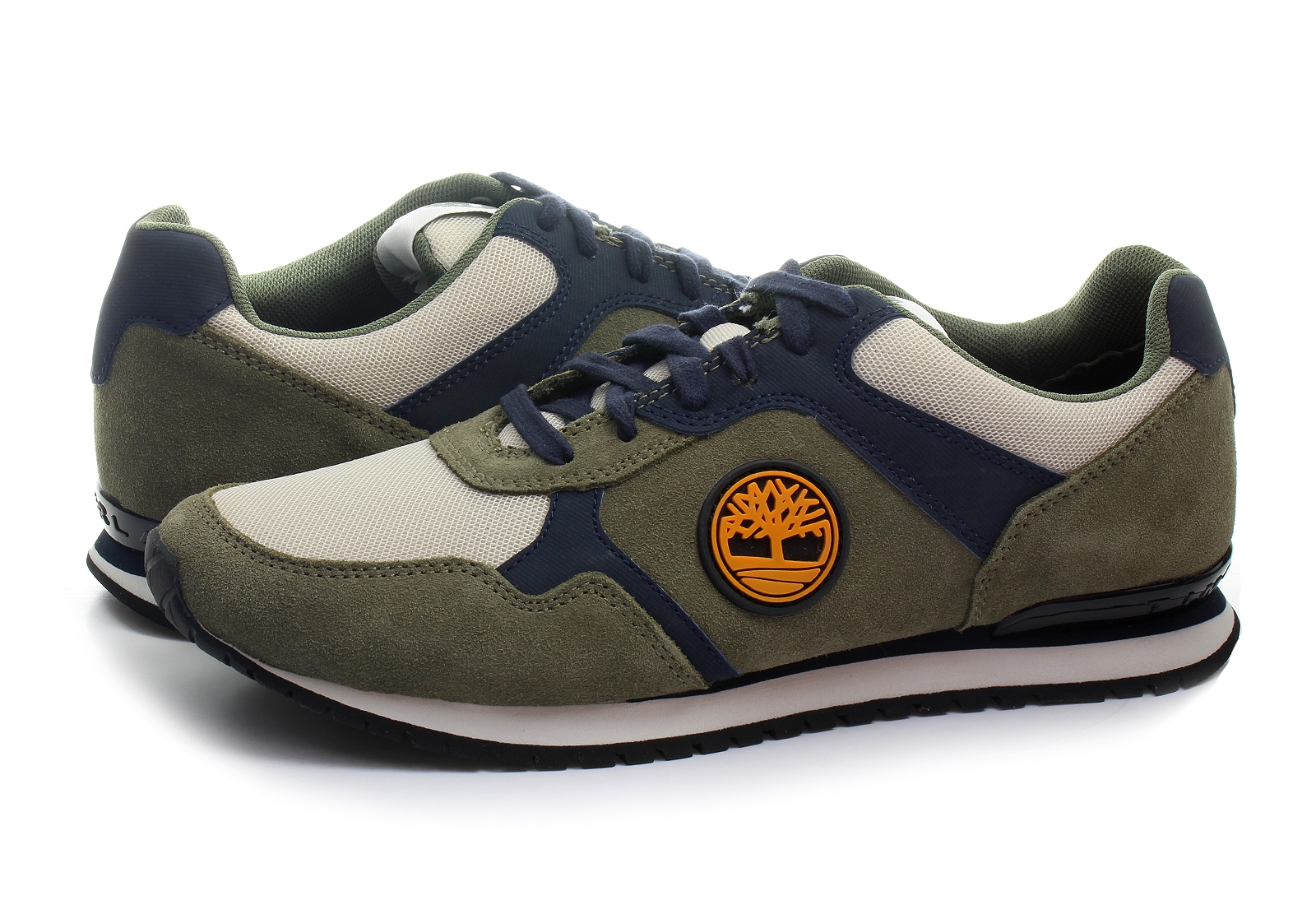 Timberland Shoes - Retro Runner - A1GKM-grn