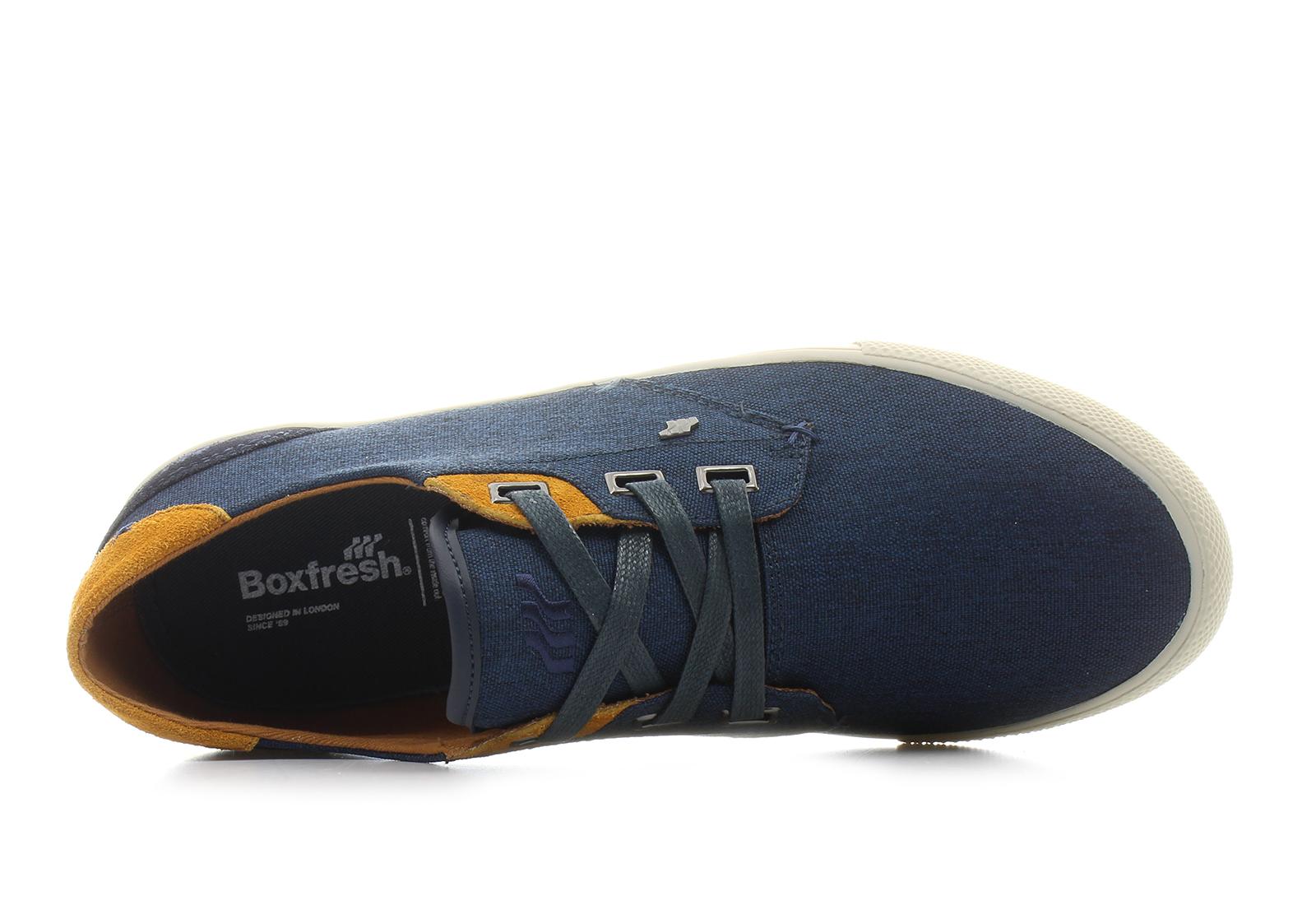 Boxfresh Shoes - Stern - E14952-nvy