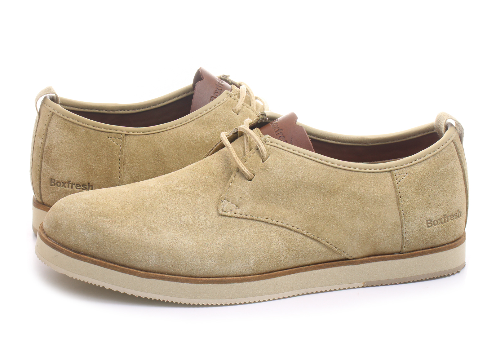 new product 4c58f 14fa1 Boxfresh Shoes - Telmo - E14995-lbr - Online shop for sneakers, shoes and  boots