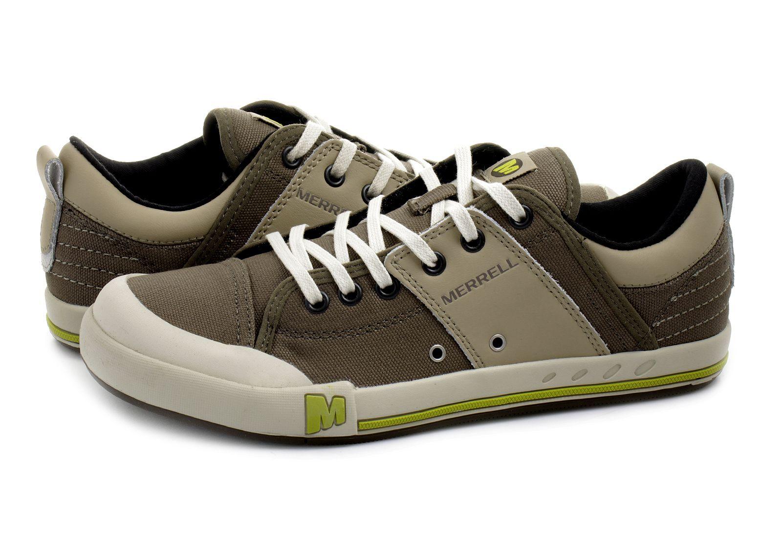 b9211f0d47 Merrell Cipő - Rant - J21857-olv - Office Shoes Magyarország