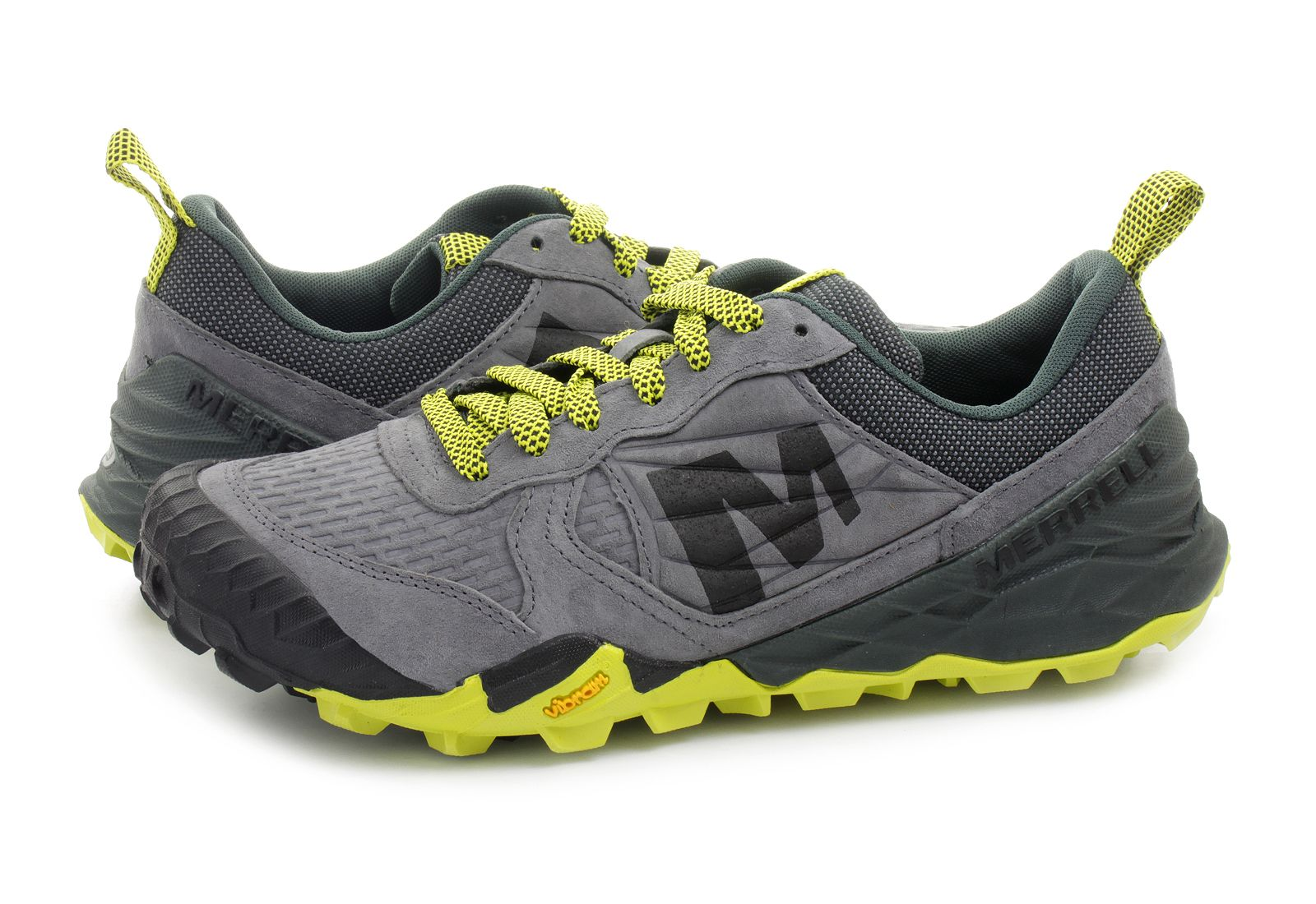 8d388c7b1753 Merrell Cipő - All Out Terra Turf - J23643-gry - Office Shoes ...