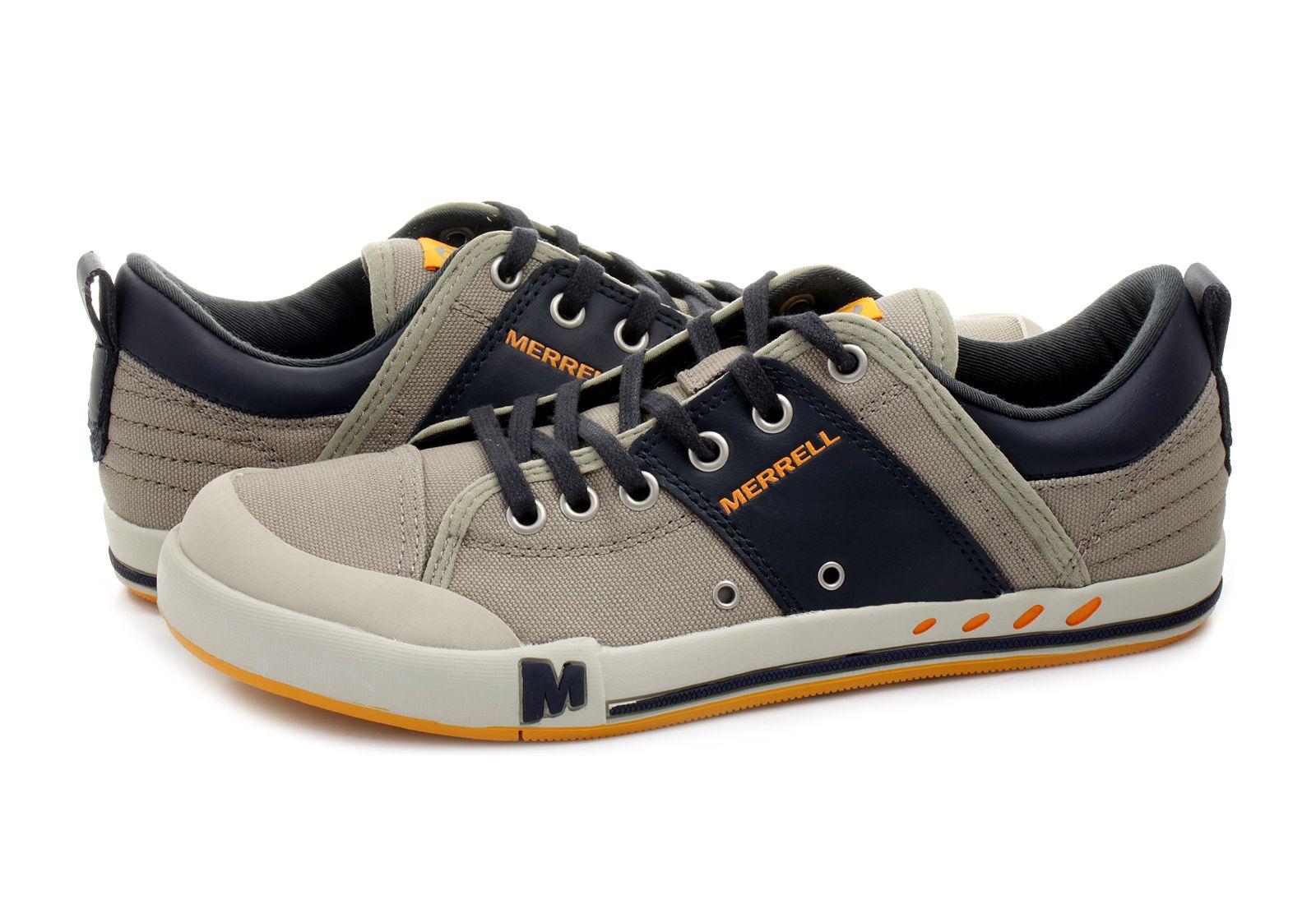 d20e2deb4c86 Merrell Cipő - Rant - J38909-gry - Office Shoes Magyarország