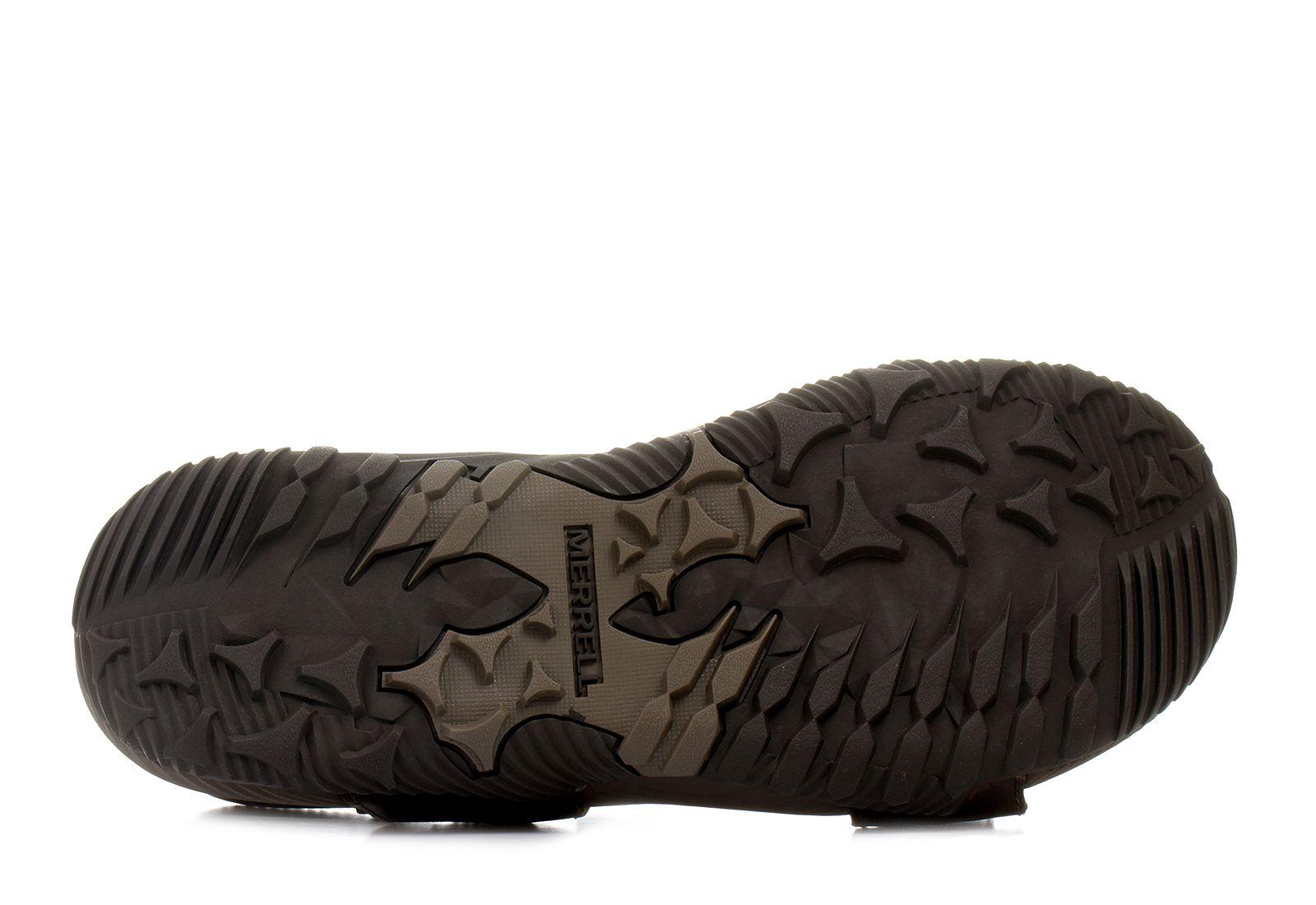 Merrell Szandál Terrant Strap J91517 brn Office Shoes