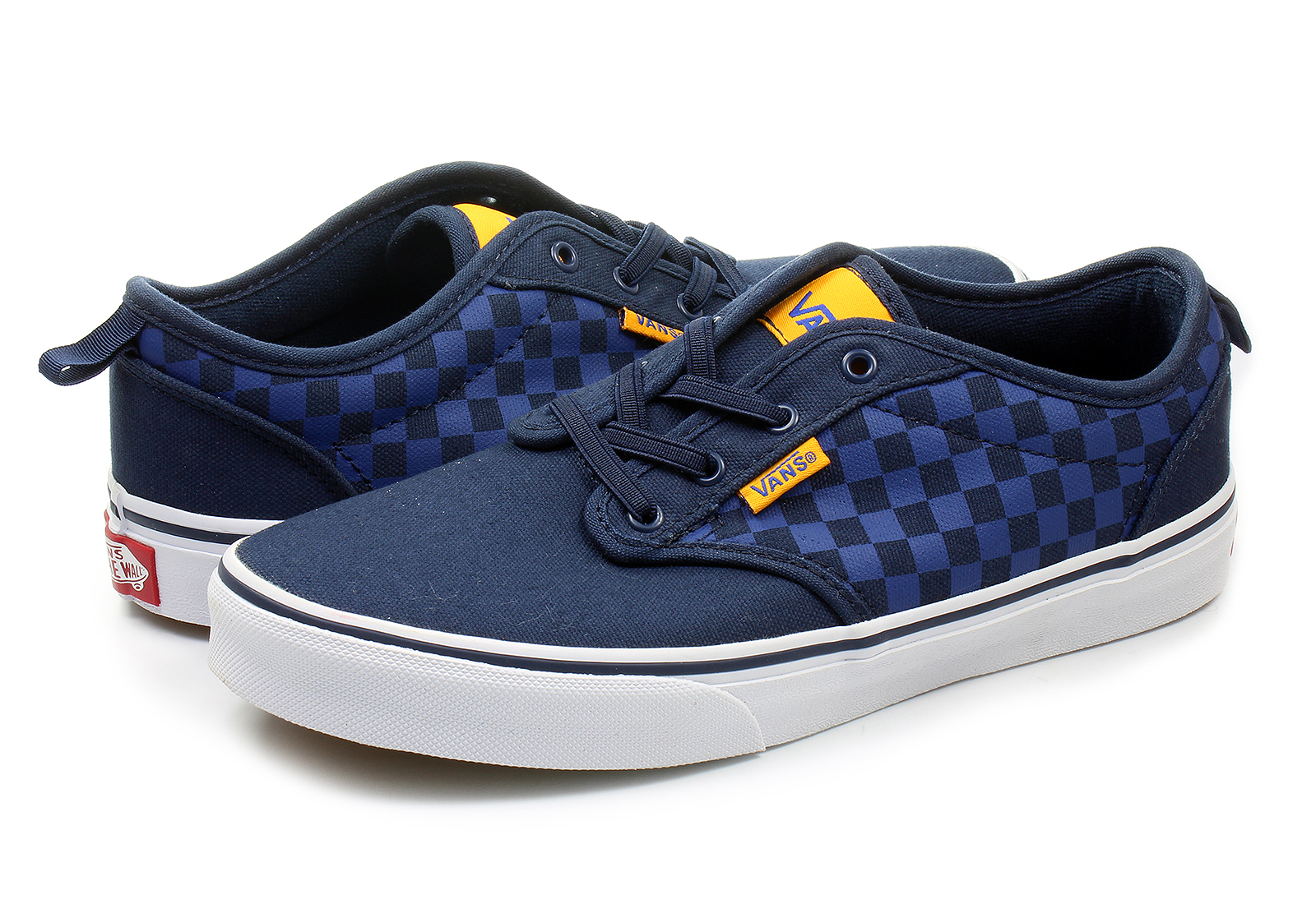 Vans Sneakers - Atwood Slip-on - V004LMMIJ - Online shop for ... d6bb7cfd7f
