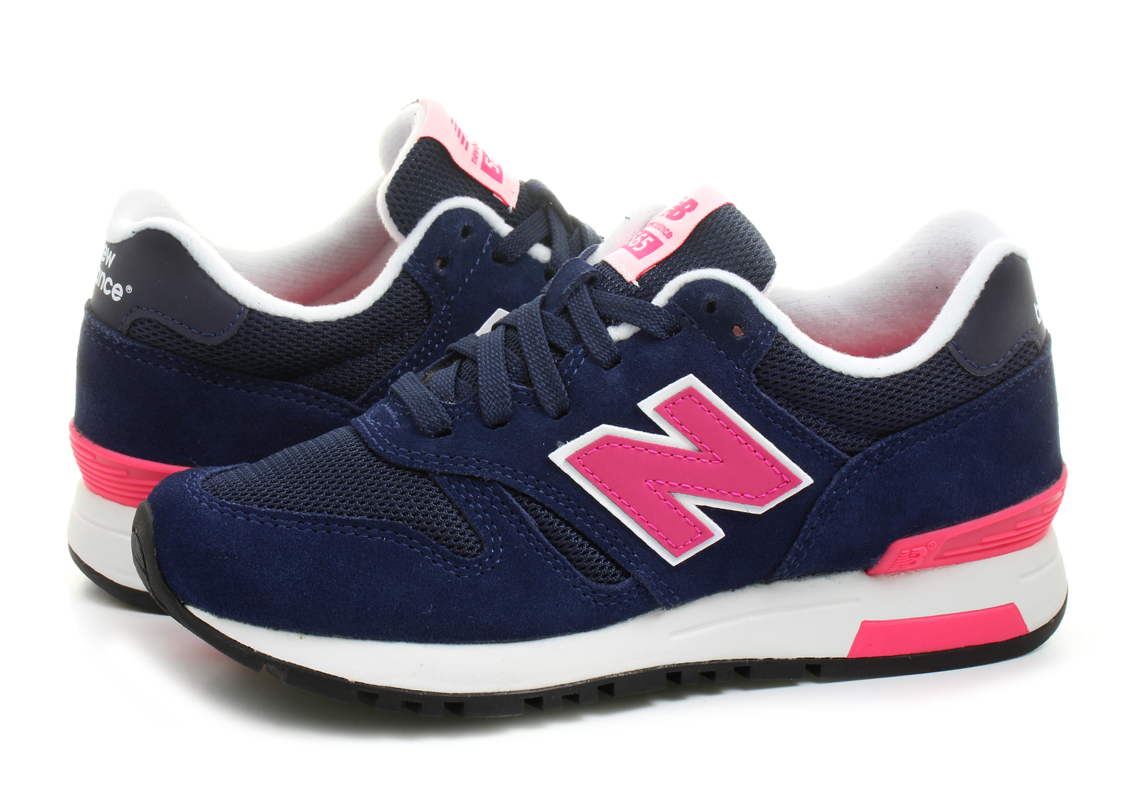 New Balance Shoes - Wl565 - WL565NPW - Online shop for sneakers ... c6798442ed