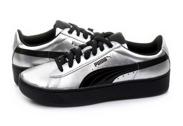 newest b0921 641ef Puma Shoes - Puma Vikky Platform Metallic - 36360902-slv - Online shop for  sneakers, shoes and boots