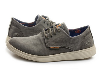 Skechers Pantofi Status Borges 64629 olv Office Shoes Romania