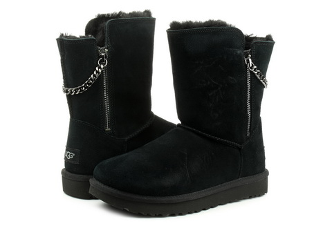 Ugg Boots Classic Short Sparkle Zip