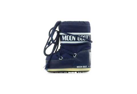 Moon Boot Wysokie Buty Moon Boot Mini Nylon