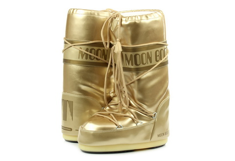 Moon Boot Wysokie Buty Moon Boot Vinile Met.