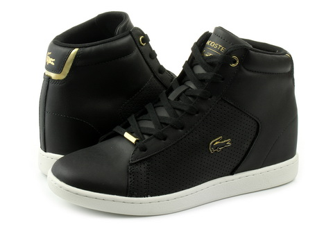 Lacoste Shoes Carnaby Evo Wedge