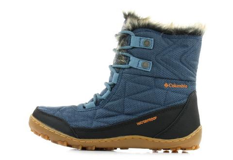 Columbia Vysoké Topánky, Čižmy Minx Shorty Iii Santa Fe