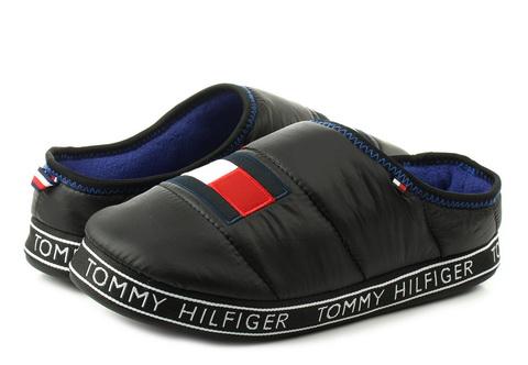 Tommy Hilfiger Pantofle Downslipper 3d