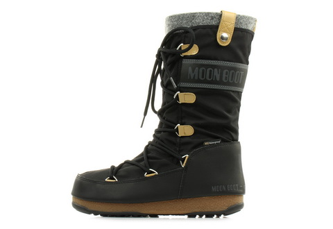 Moon Boot Cizme Monaco Felt Wp