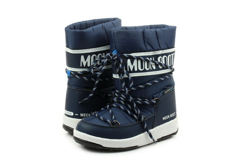 Moon Boot Wysokie Buty Moon Boot Jr Boy Sport Wp