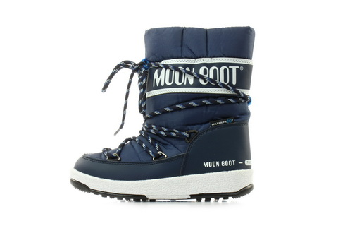 Moon Boot Vysoké Boty Moon Boot Jr Boy Sport Wp