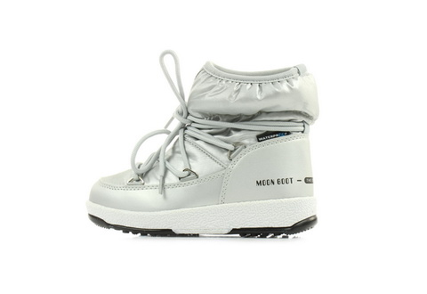 Moon Boot Wysokie Buty Moon Boot Jr Girl Low Nylon Wp