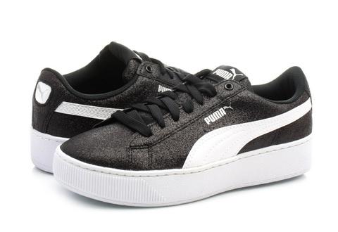 Puma Nízké boty Puma Vikky Platform Glitz Jr