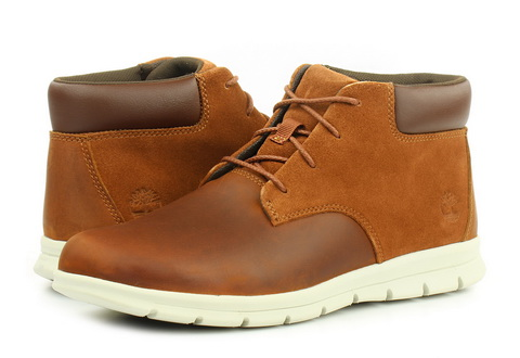 Timberland Cipő Graydon Leather Chukka