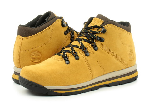 Timberland Topánky Gt Rally Mid Leather Wp