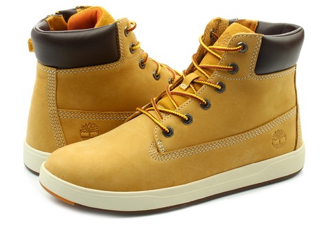 Timberland Boty Davis Square 6 Inch Boot