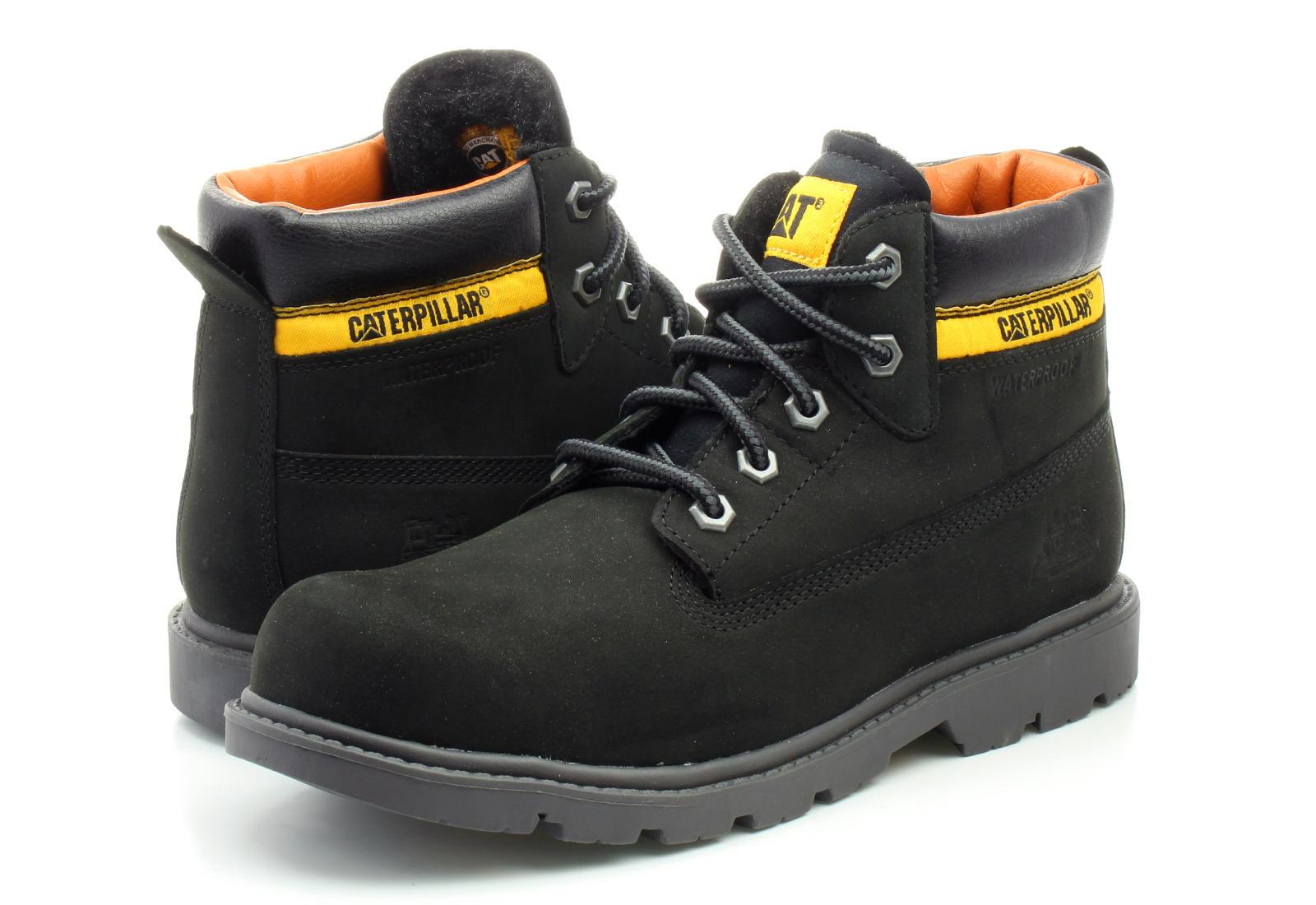 Cat Bakancs - Colorado Fur - 102353-blk - Office Shoes Magyarország d5745388b2