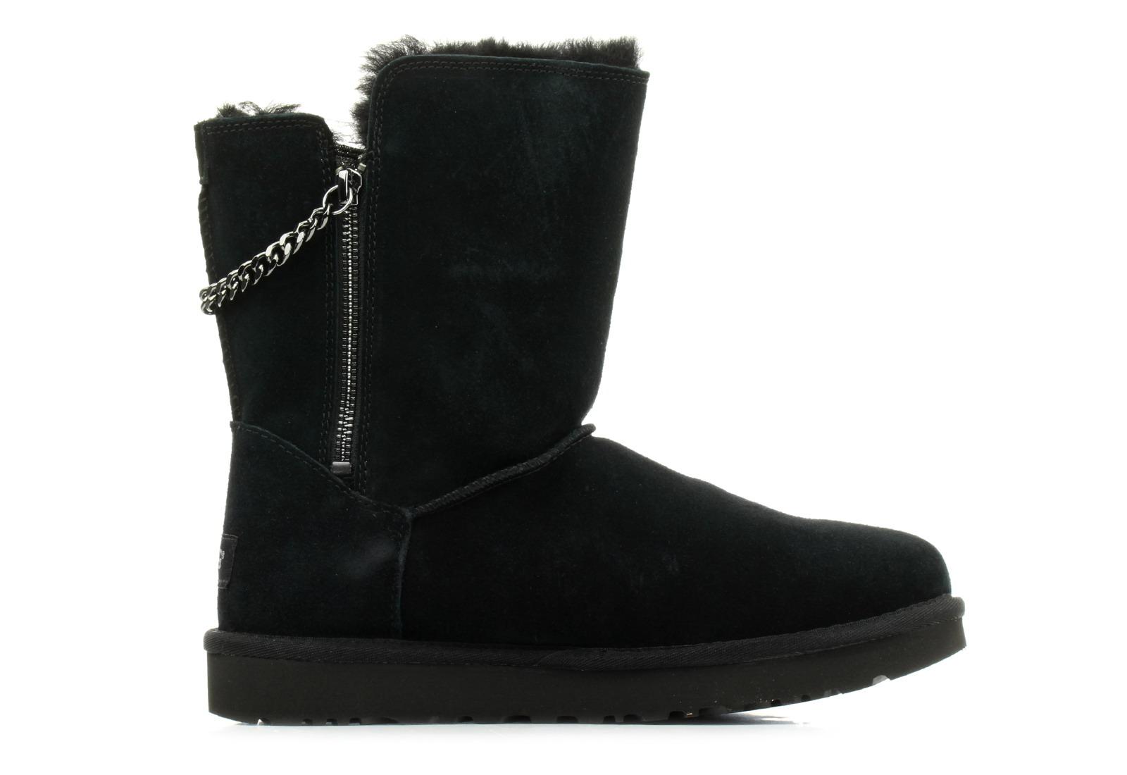 ugg boots classic short sparkle zip 1094983 blk online shop rh officeshoescee com