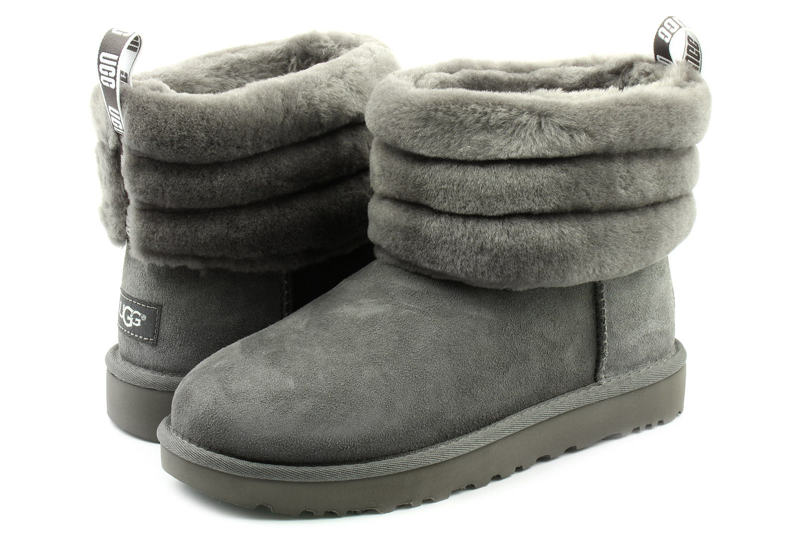 Ugg Cizme Fluff Mini Quilted