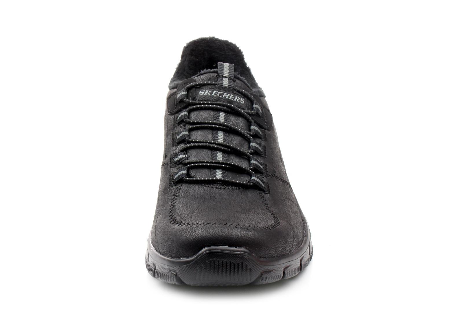 destacar traicionar Hueco  Skechers Memory Foam Crna Patike - Relaxed Fit: Empire - Latest News -  Office Shoes Srbija