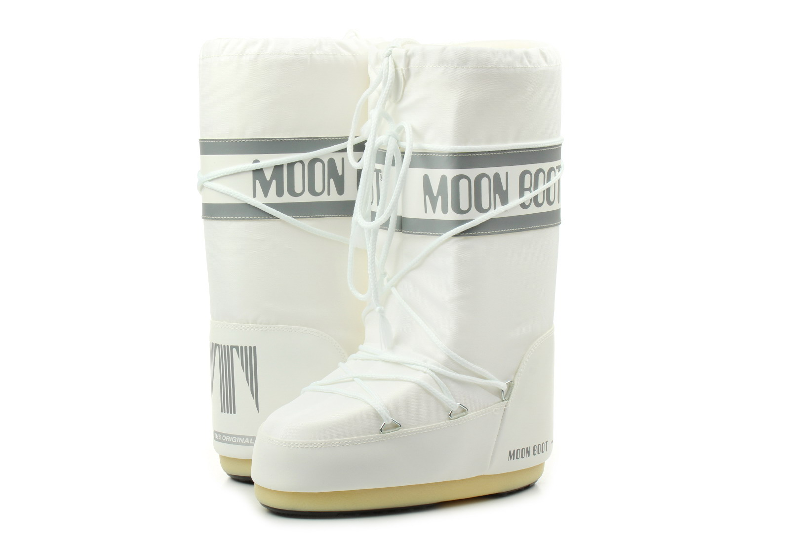 Moon Boot Vysoké Boty Moon Boot Nylon