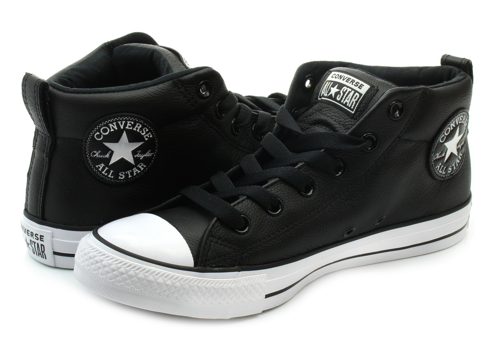Converse Sneakers - Chuck Taylor All Star Street Mid - 143727C ... df4e1aed7e