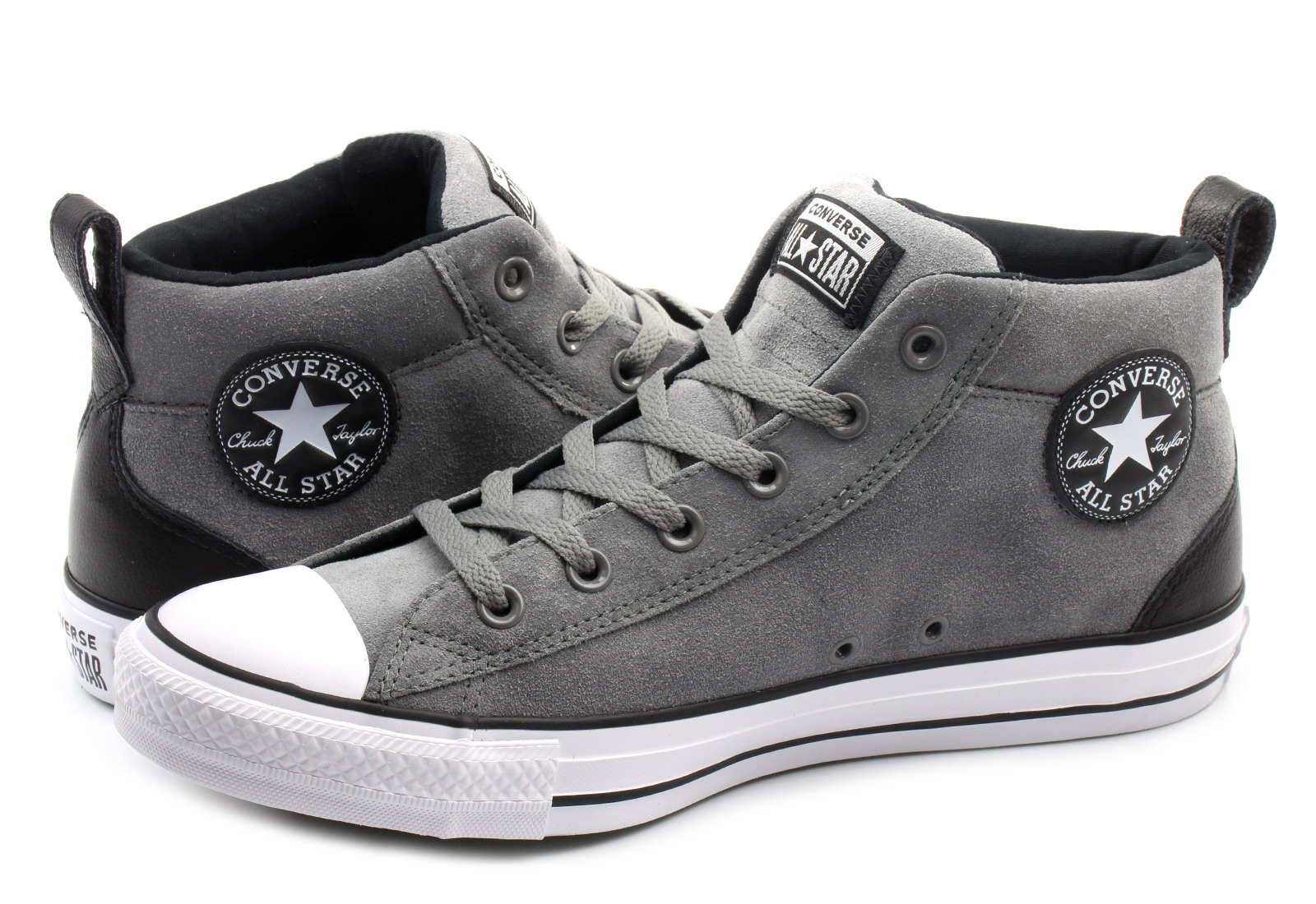Converse Tenisky - Chuck Taylor All Star Street Mid ... cf94102e15
