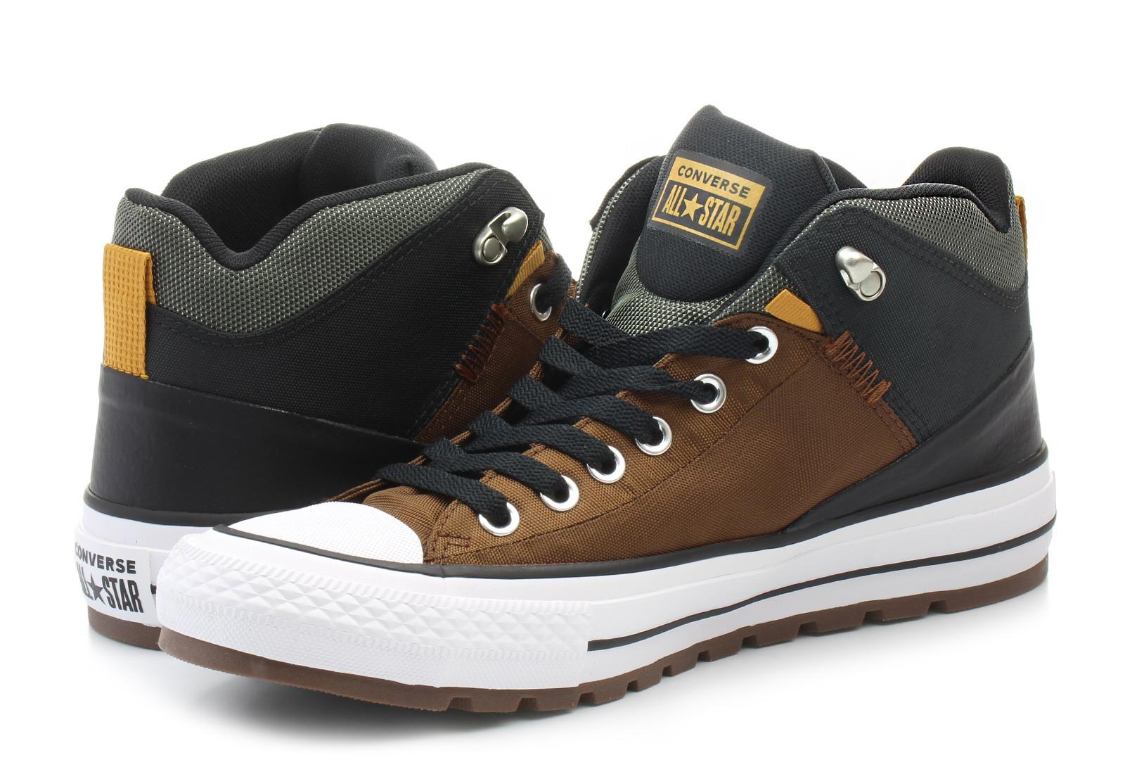 b7f9c2c100cf72 Converse Sneakers - Chuck Taylor All Star Street Boot Hi - 161469C ...