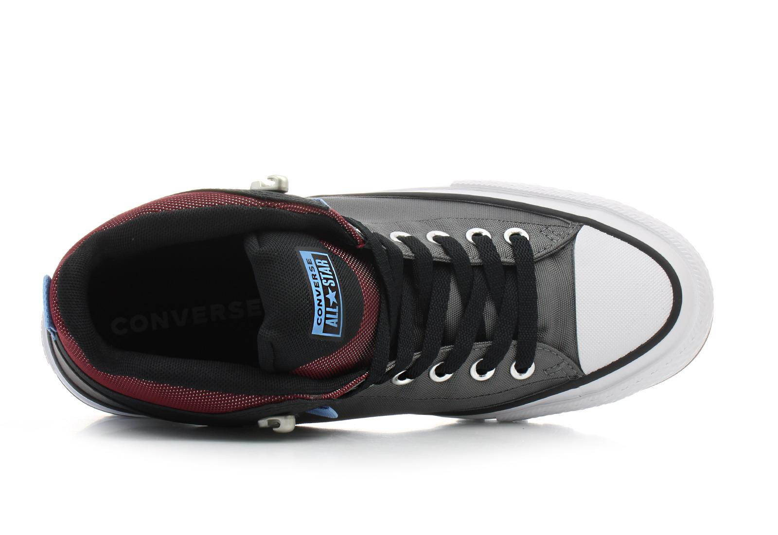 9c881fa8d17c Converse Sneakers - Chuck Taylor All Star Street Boot Hi - 161470C ...
