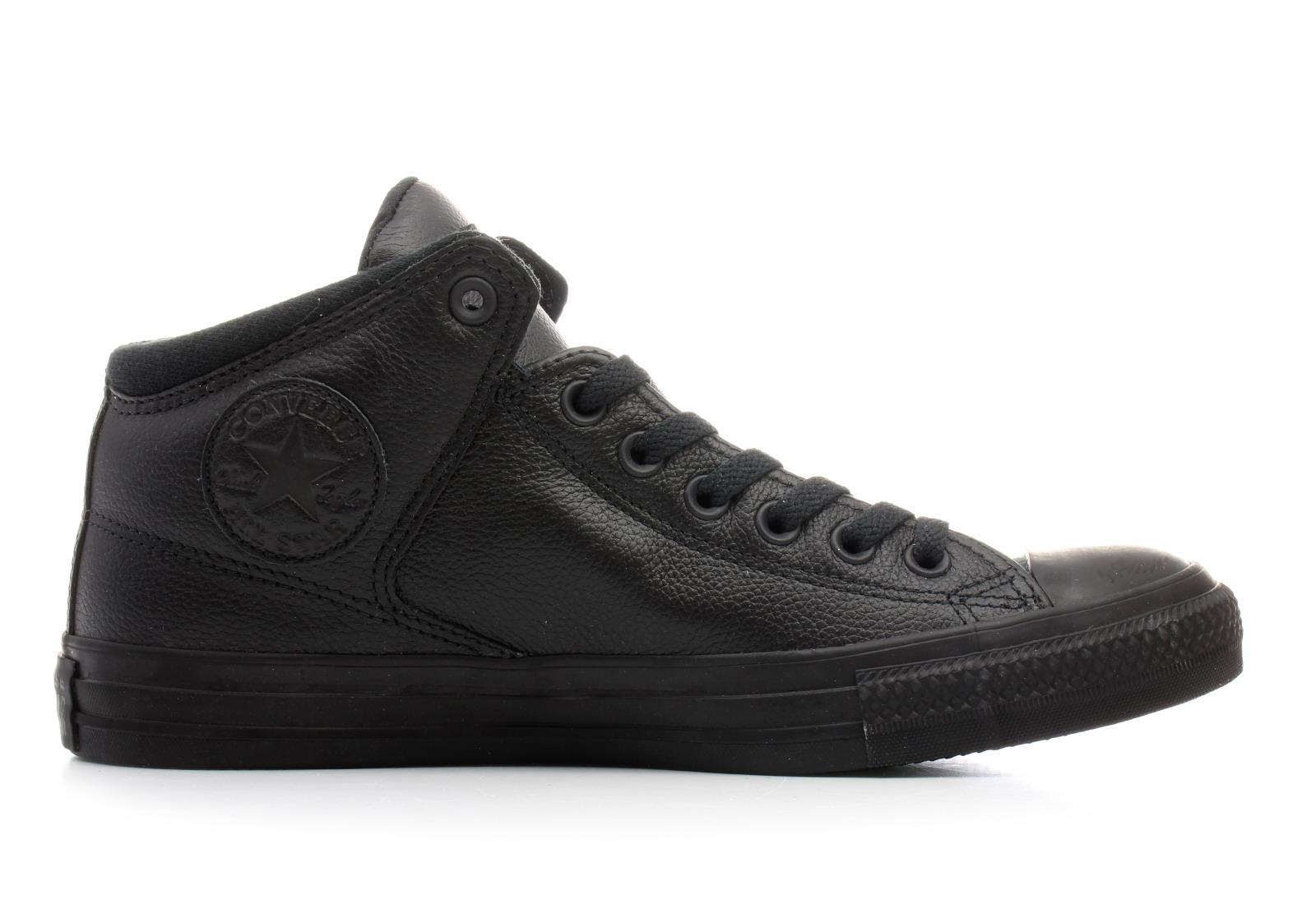 Converse Chuck Taylor All Star High Street Leather Hi Shoe
