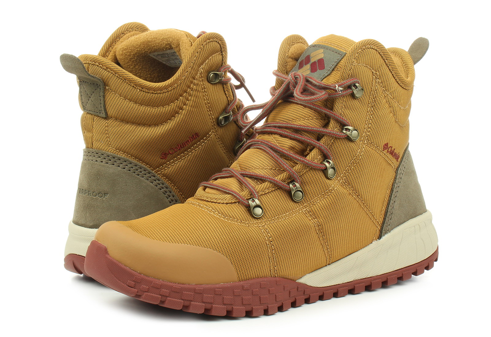 Columbia Bakancs - Fairbanks Omni-heat - 1746011-elk - Office Shoes ... ecfd784107