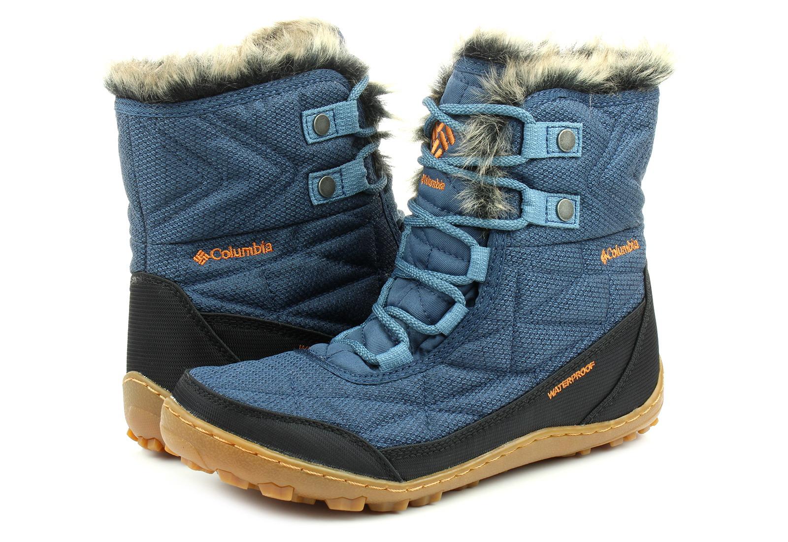 gânduri pe pantofi clasici pantofi autentici Columbia Cizme - Minx Shorty Iii Santa Fe - 1812181-zin - Office ...