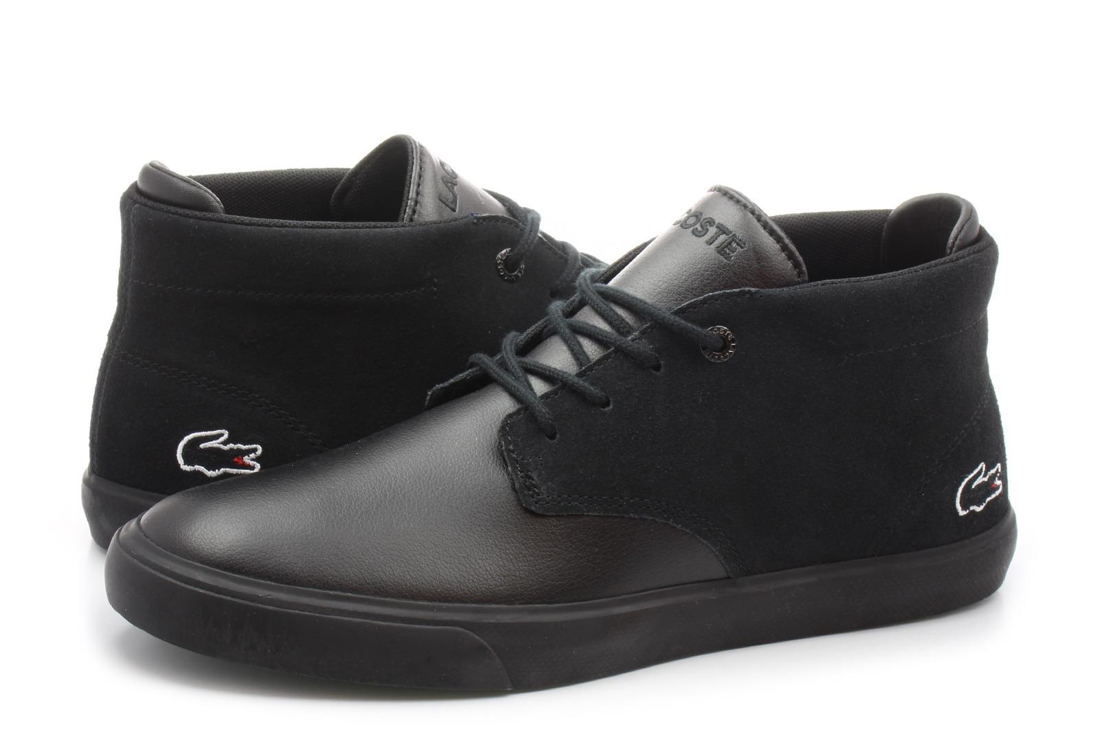 Lacoste Cipő - Esparre Chukka - 183CAJ0004-02H - Office Shoes ... af22f2771e
