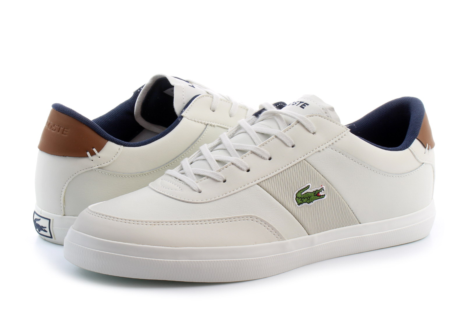 Lacoste Cipő - Court-master - 183CAM0014-WN1 - Office Shoes ... 202e834090