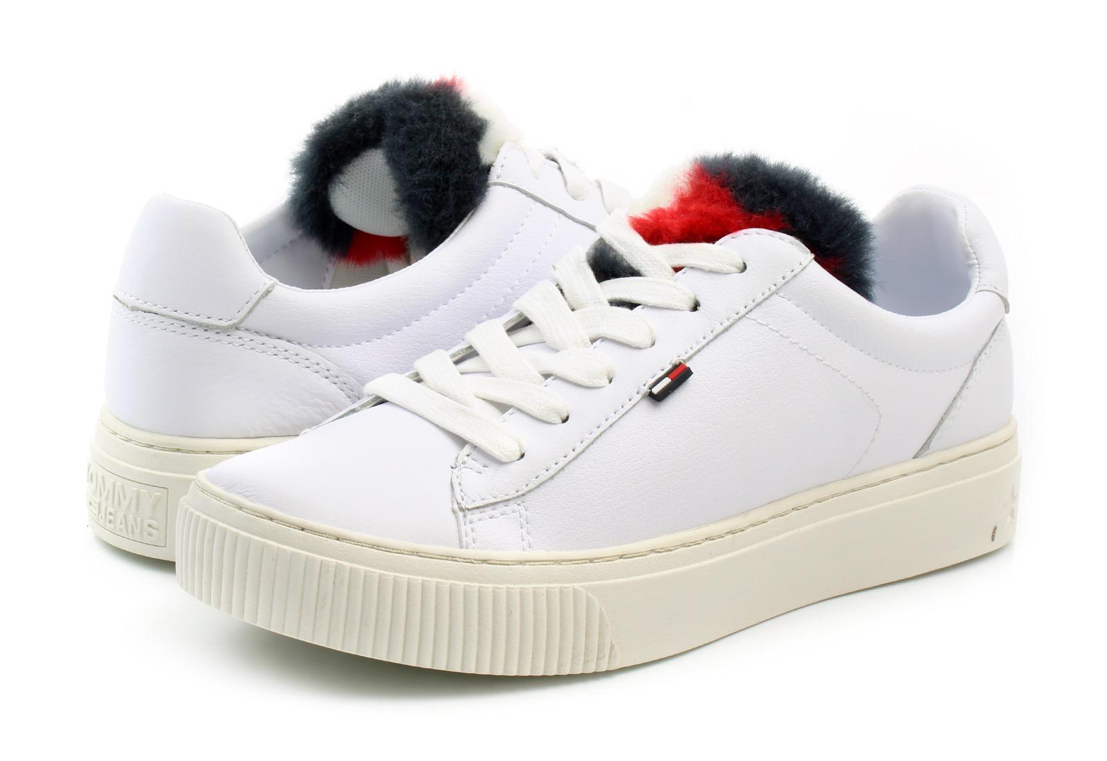 06d51db34eba6 Tommy Hilfiger Niske Cipele Bijele Cipele - Anita 7a - Office Shoes ...