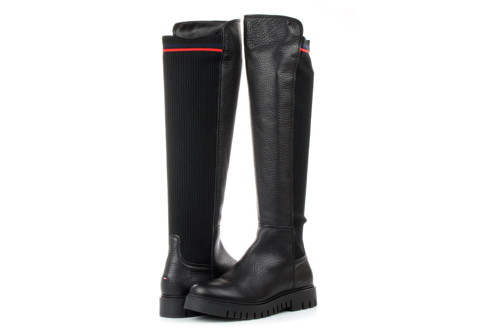 super popular 0fcb4 af4bb Tommy Hilfiger Boots - Yvonne 3c - 18F-0382-990 - Online shop for sneakers,  shoes and boots
