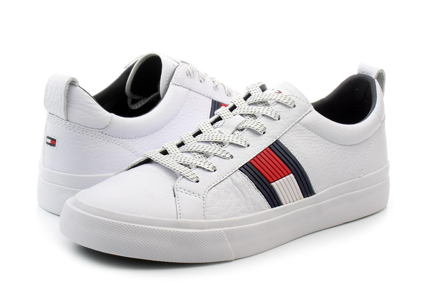 8409dd80da Tommy Hilfiger Cipő - Leon 5a - 18F-1712-100 - Office Shoes Magyarország