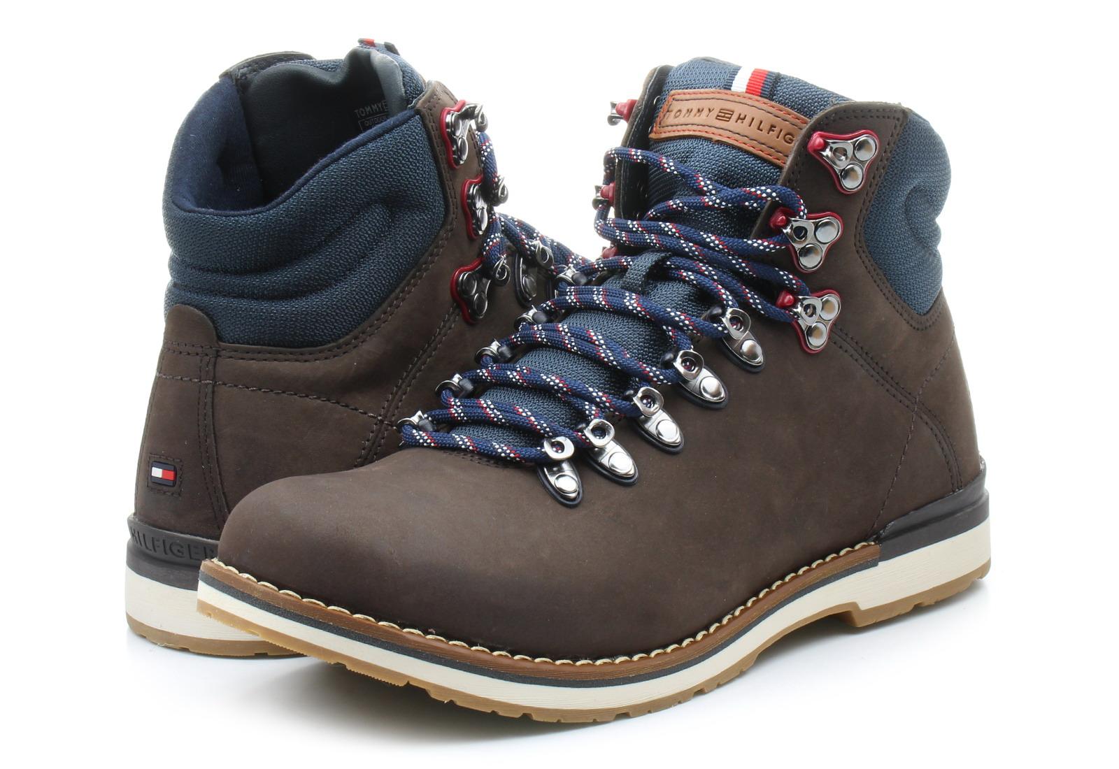 Tommy Hilfiger Bakancs - Rover 4c - 18F-1755-211 - Office Shoes ... 5e0ed31b56