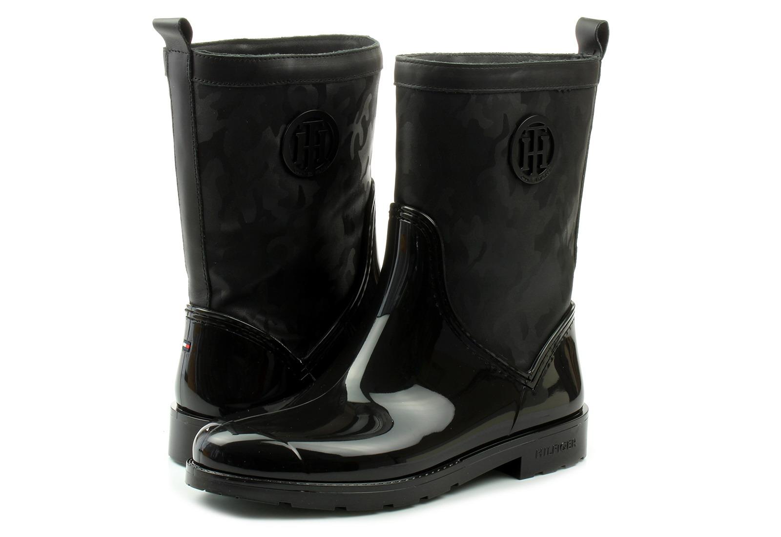 Tommy Hilfiger Csizma - Oxford 27cw - 18F-3318-990 - Office Shoes ... ebbf6ecc05